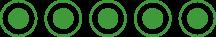 5 star Tripadvisor icons
